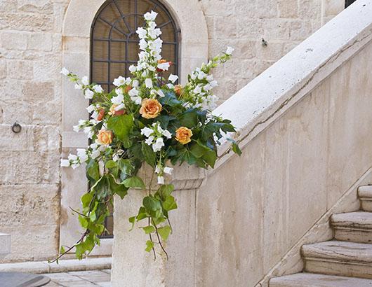 decoracion de iglesias para bodas madrid