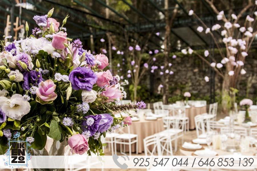 ejemplos decoracion boda