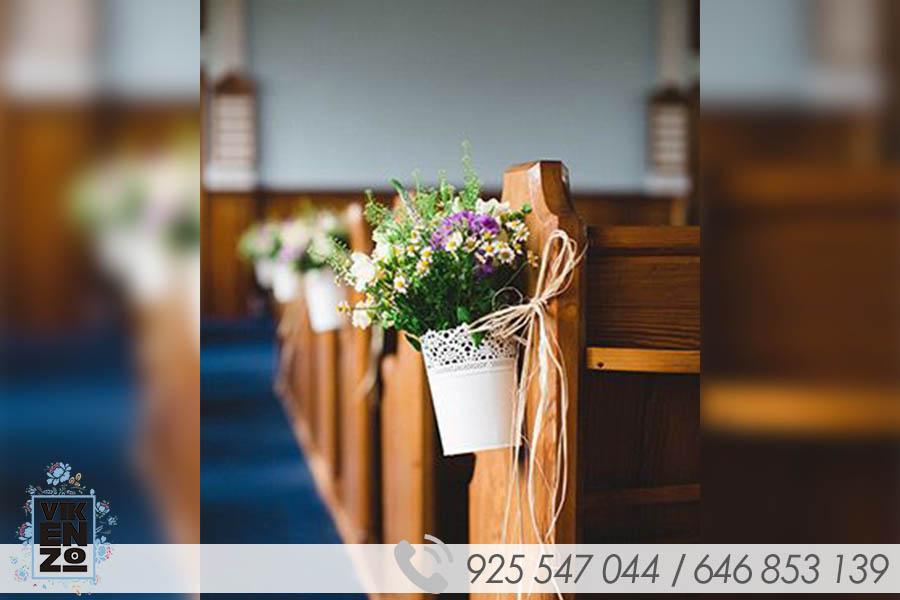 ejemplos decoracion boda española