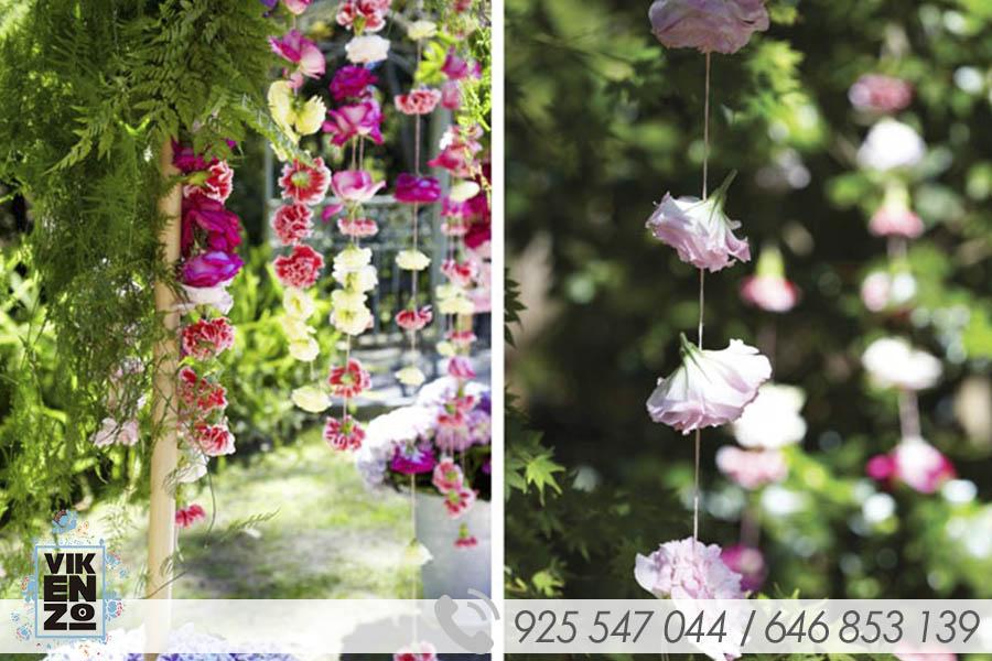 ejemplos decoracion boda espanola
