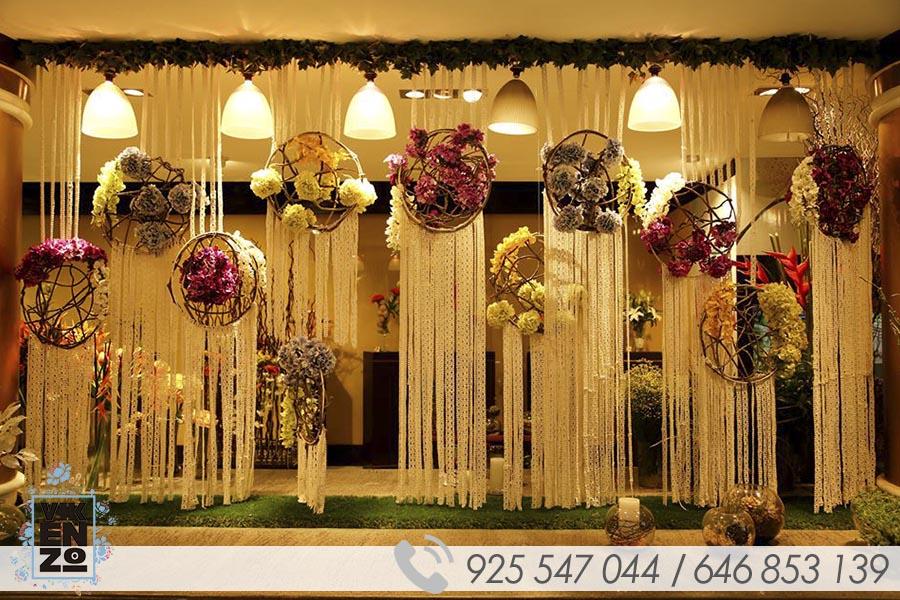 ejemplos decoracion eventos