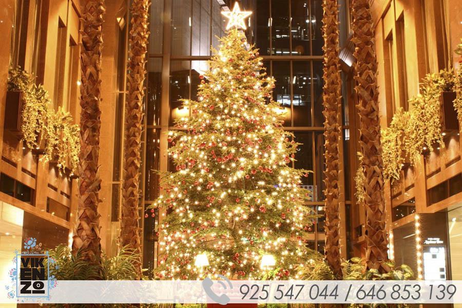 ejemplos decoracion navidad