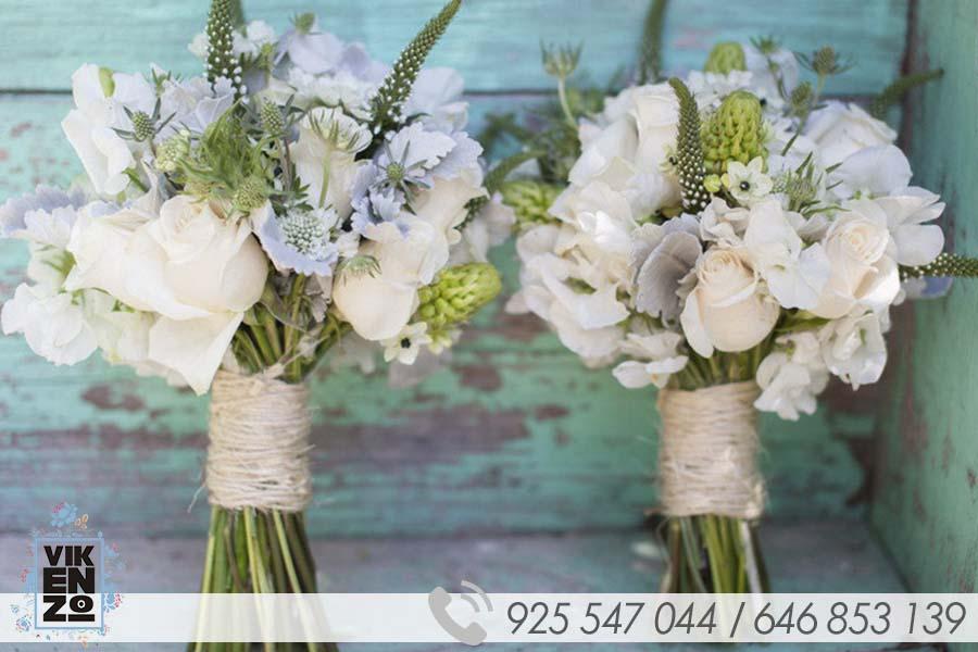 ejemplos ramos novias