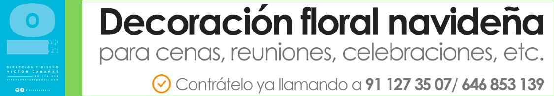 Decoracion FLoral Navideña