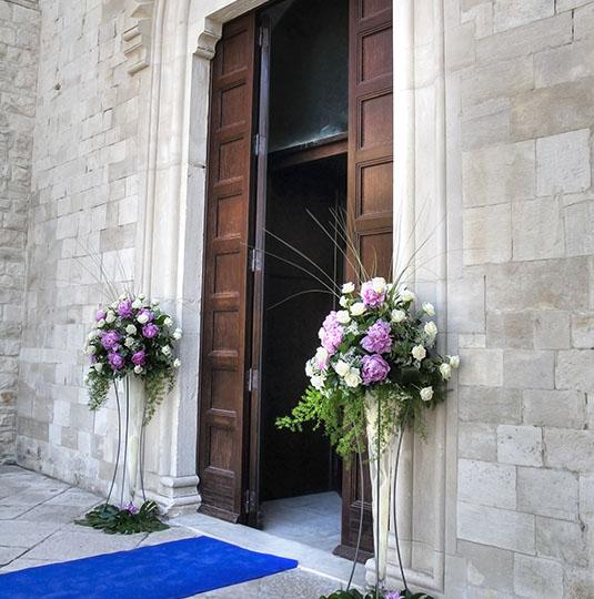 decoracion floral exterior