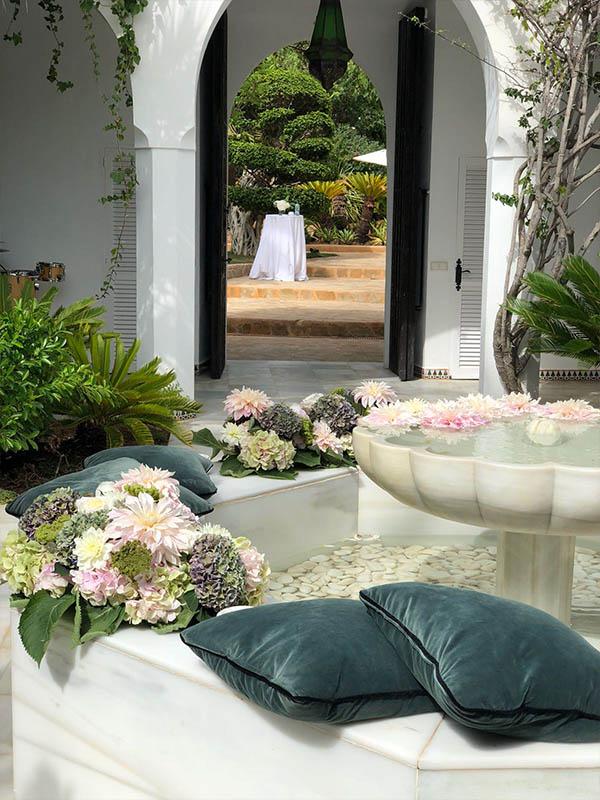 Decoracion Floral Para Bodas Inglesas Vikenzo
