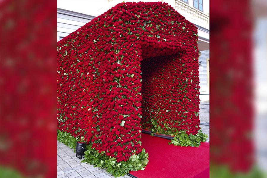 decoracion floral eventos