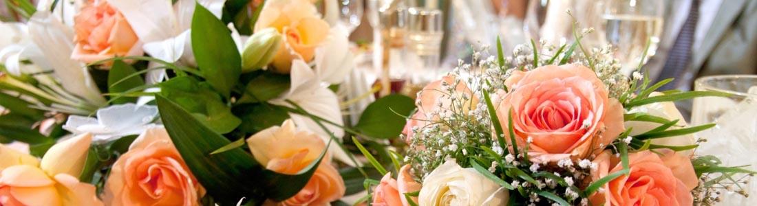 consejos para elegir flores para boda