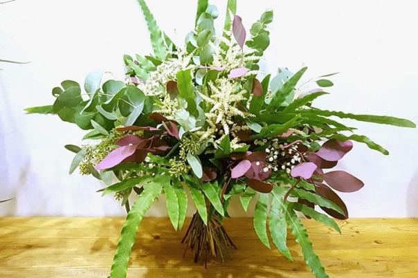 ejemplos decoracion floral de bodas